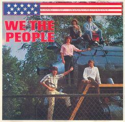 WE THE PEOPLE, Declaration of Independence, an EVA album, a label of FGL PRODUCTIONS