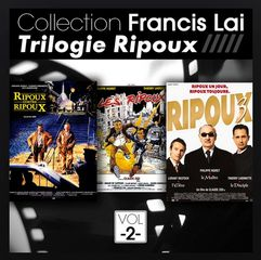 Francis Lai, music from Ls Ripoux,tlogy of movies by Claude Zidi. produced by FGL PRODUCTIONS
