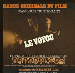 Le Voyou,usic by Francis Lai, produced Play-Time a division of FGL PRODUCTIONS