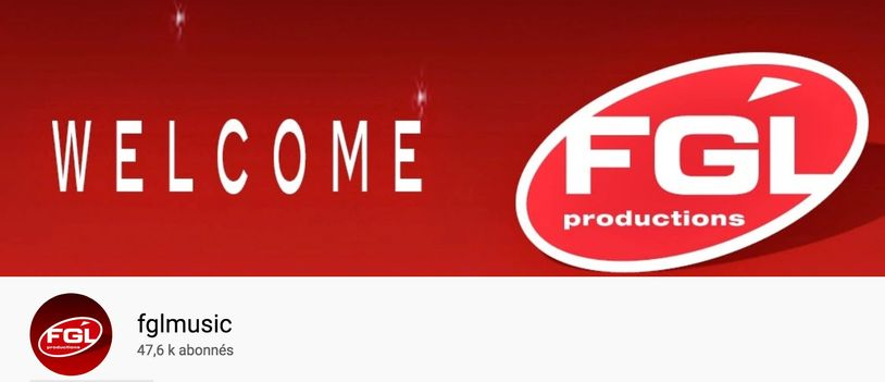 fglmusic channel on Youtube, already 65.000.000 of views and 50.000 registration for Thierry Wolf's