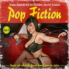 POP FICTION VOL.1, a Thierry WOLF's compilations on EVA records, a label of FGL PRODUCTIONS
