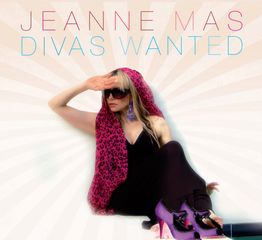 Jeanne Mas, diva wanted, produced by Thierry Wolf for FGL PRODUCTIONS