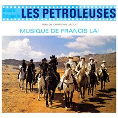Les Pétroleuses with Brigitte Bardot, produced by Play-Time, a division FGL PRODUCTIONS