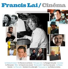 Francis Lai, Cinéma, compilation by Play-Time, a division of FGL PRODUCTIONS