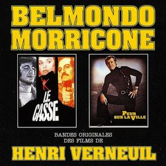 Jean-Paul Belmondo Ennio Morricone, from Hnri Verneuil movies, productions Play-Time