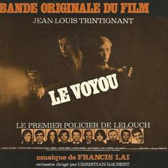 Le Voyou,music by Francis Lai, production Play-Time, a division FGL PRODUCTIONS