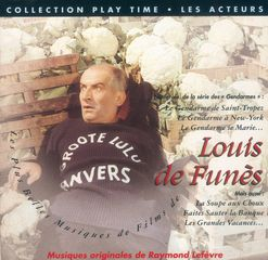Louis de funes best soutracks, by Play-Time, a division of FGL PRODUCTIONS