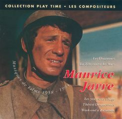 Maurice Jarre soundtracks produced by Play-Time, a division of FGL PRODUCTIONS