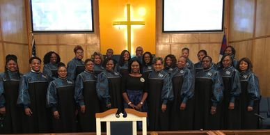 The purpose of the Music Ministry is to share the gospel of Jesus Christ through