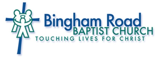 Bingham Road Baptist Church