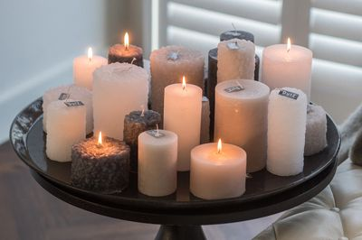 Wholesale trade luxury home accessories home decor interior Dutch design candles UK votives
