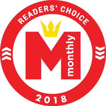 Advanced Women's Care of the Lowcountry, PC is the proud recipient of the Reader's Choice Award.