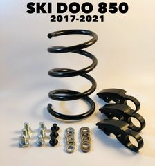 We are proud to introduce our newest clutch kit to you Doo 850 riders.  These weights are designed w