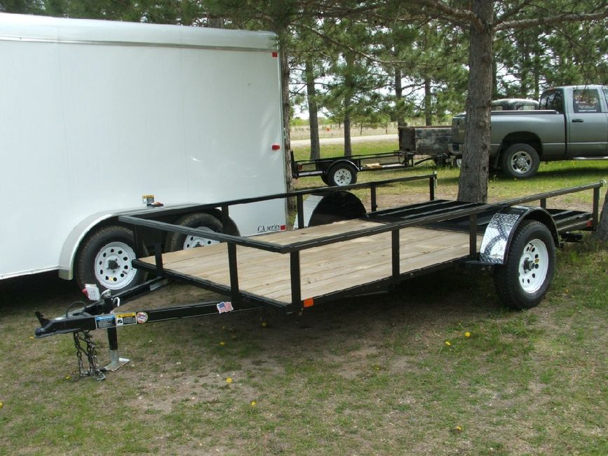 Utility Trailers | Gary's Trailer Sales