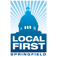 Local First Springfield, Illinois logo