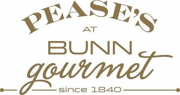 Pease's at Bunn Gourmet logo