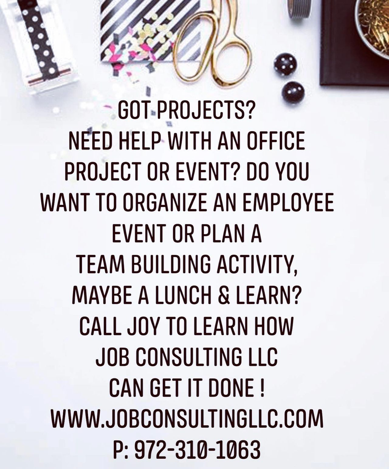 GOT Projects?