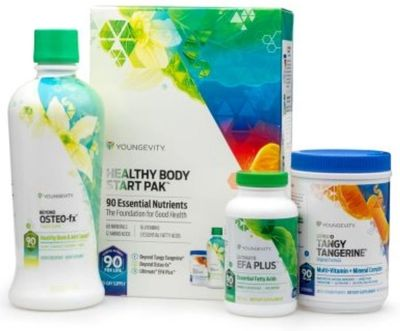 Dr. Wallach's Healthy Start Pak Contains ALL 90 Essential Nutrients