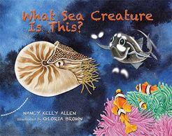 """This charming account of wonders and oddities of the ocean world is lighthearted yet true to facts."