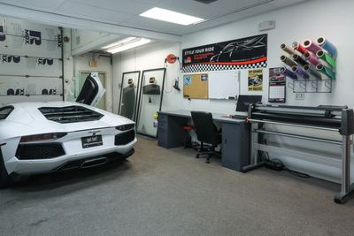 Click on this picture to take a virtual tour of our shop and showroom!