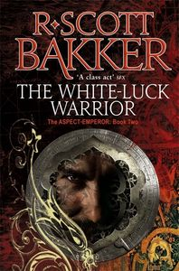 the white-luck warrior book cover thumbnail