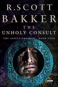 The Unholy Consult book cover thumbnail