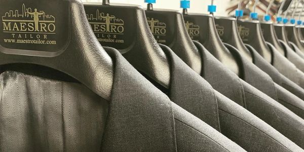 ready to wear, off the rack suits, maestro tailor