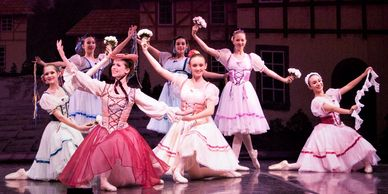 Hansel and Gretel, the Ballet - Village Scene
