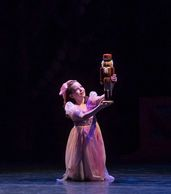 "American Midwest Ballet's ""The Nutcracker"" Clara"