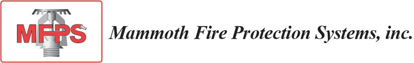 Mammoth Fire Protection Systems, Inc.