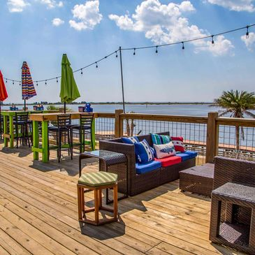 Beachfront Parties overlooking the Beautiful Gulf Of Mexico in Coastal Mississippi!