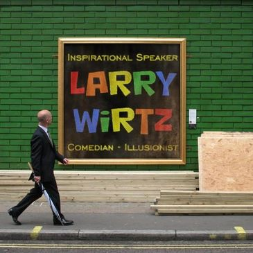 Larry Wirtz school assembly indiana illinois michigan ohio tricks entertainment christian comedian