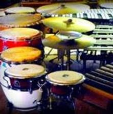 Cool percussion instruments