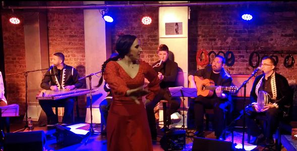 Cuscus Flamenco @ London Jukebox