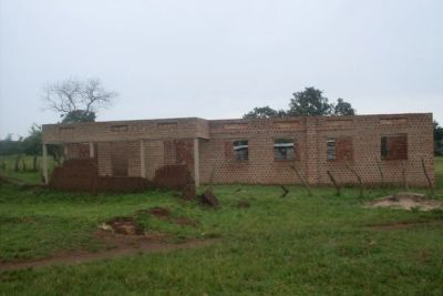 Support us complete building classrooms