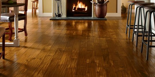 Top-notch floor installation or hardwood floor refinishing that stands out from our competition.