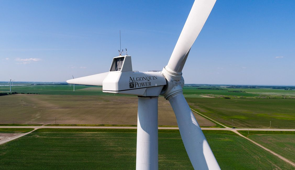 Aerial Inspection, Drone Inspection of windmill