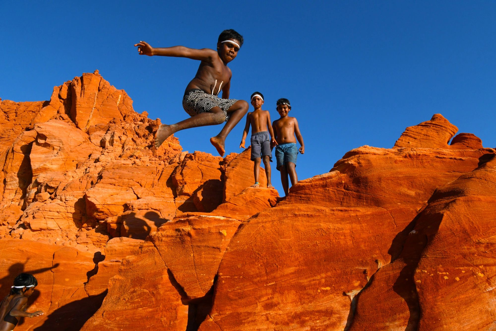 Indigenous photographer Wayne Quilliam captures culturally appropriate photos of Aboriginal people