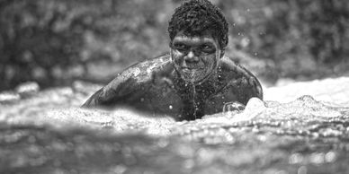 Aboriginal Photographer Wayne Quilliam captures the life and times of Indigenous people