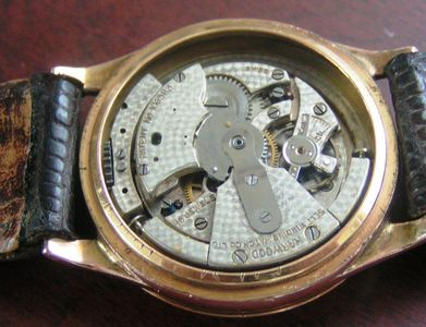 Harwood, Early Automatic Watches