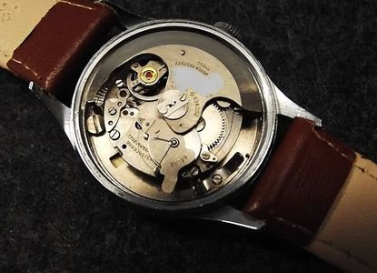 Baumgartner early automatic watches