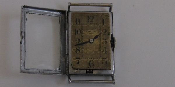 Autorist Early Automatic Watches,Harwood