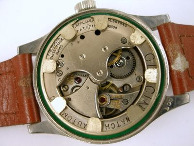 Early Automatic Watches,Harwood,Autorist,Rolls,Frey,Driva,Rolex,Mars,