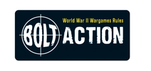Bolt Action, 28mm WW2 table top miniatures war game.