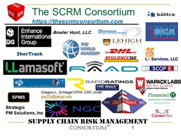 The Supply Chain Risk Manageme