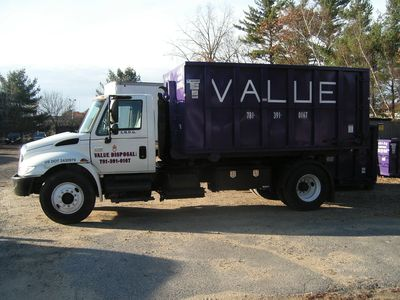 VALUE DISPOSAL DUMPSTER RENTAL