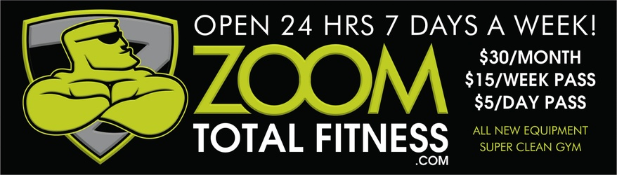 ZOOM              TOTAL          FITNESS