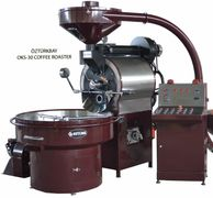 Ozturkbay OKS-30 commercial coffee roaster Turkish quality at a great price USA tech support