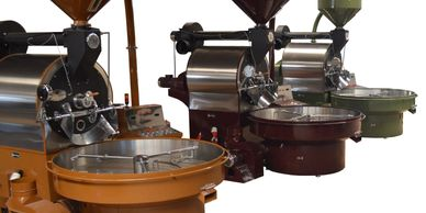 Ozturkbay OKS-60 commercial coffee roaster Turkish quality at a great price USA tech support