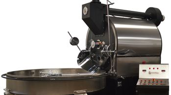 Ozturkbay OKS-120,240 commercial coffee roaster Turkish quality at a great price USA tech support